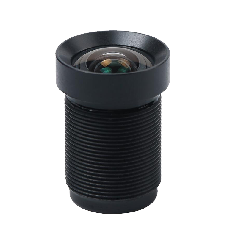 4K LENS 4.35mm f/2.8 72d FOV 10MP (No Distortion)