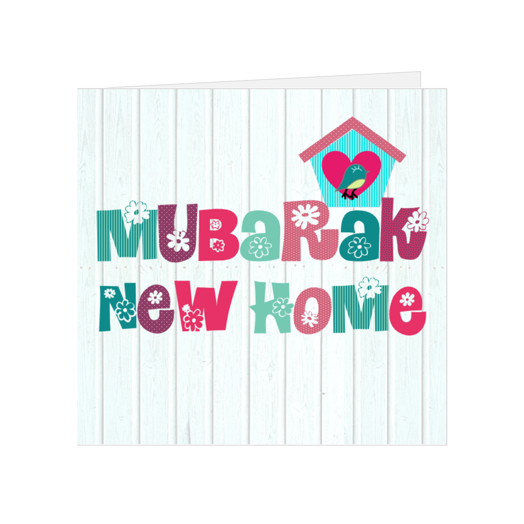 Elaara New Home Greeting Card