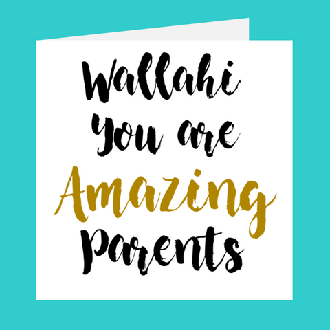 Elaara Wallahi - Amazing Parents