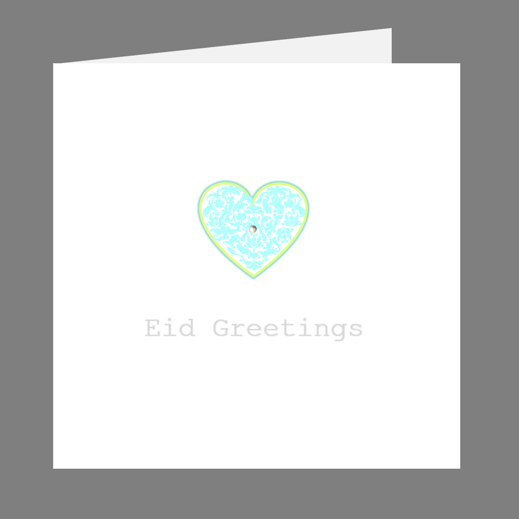 Elaara Precious Hearts Eid Greetings