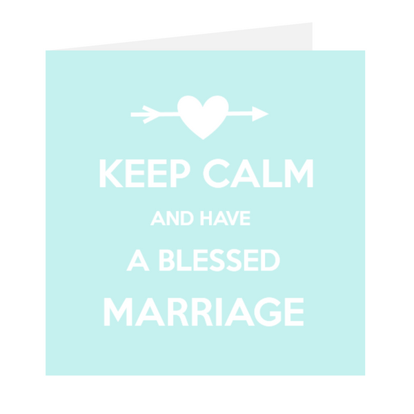 Elaara Keep Calm And have A Blessed Marriage
