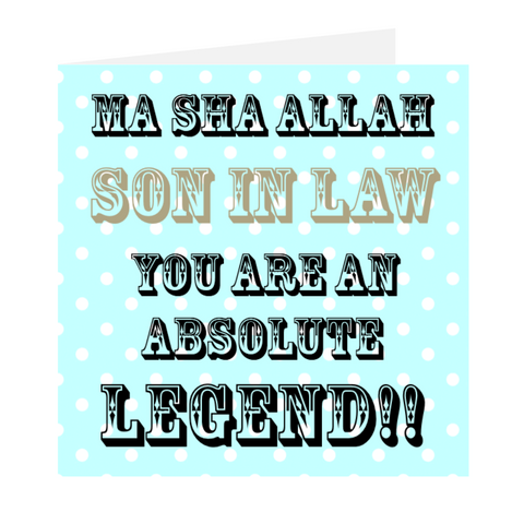 Elaara Legends - Son In Law