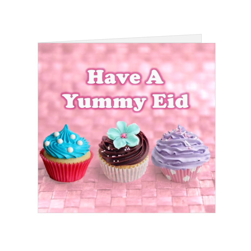 Elaara Have A Yummy Eid Greetings