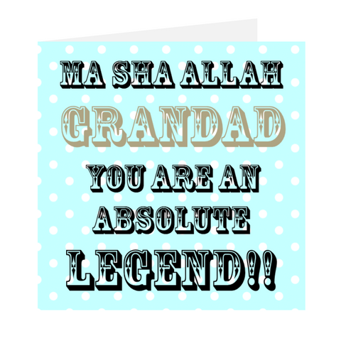 Elaara Legends - Grandad