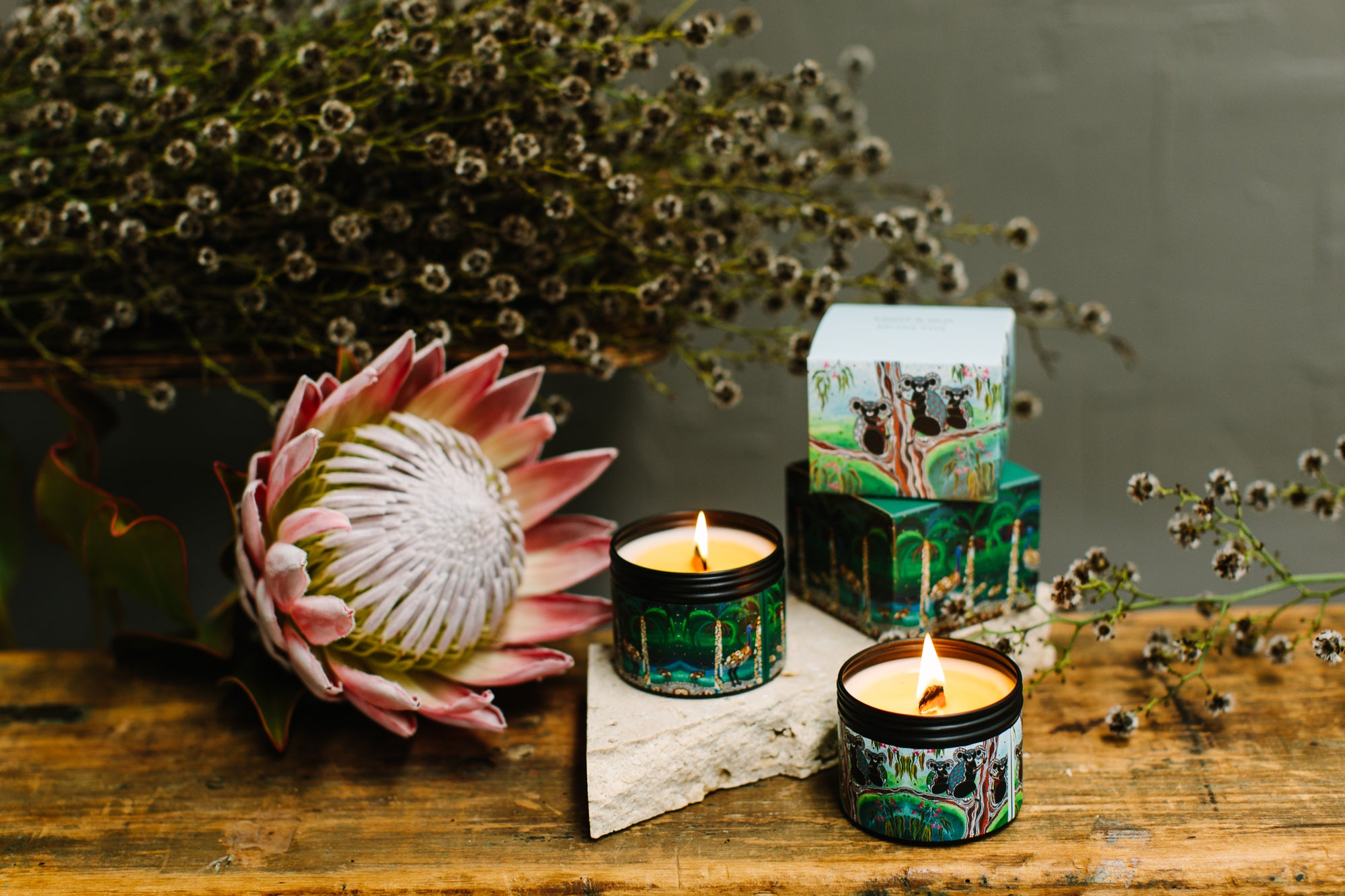 Light & Glo Candles & Home Fragrances