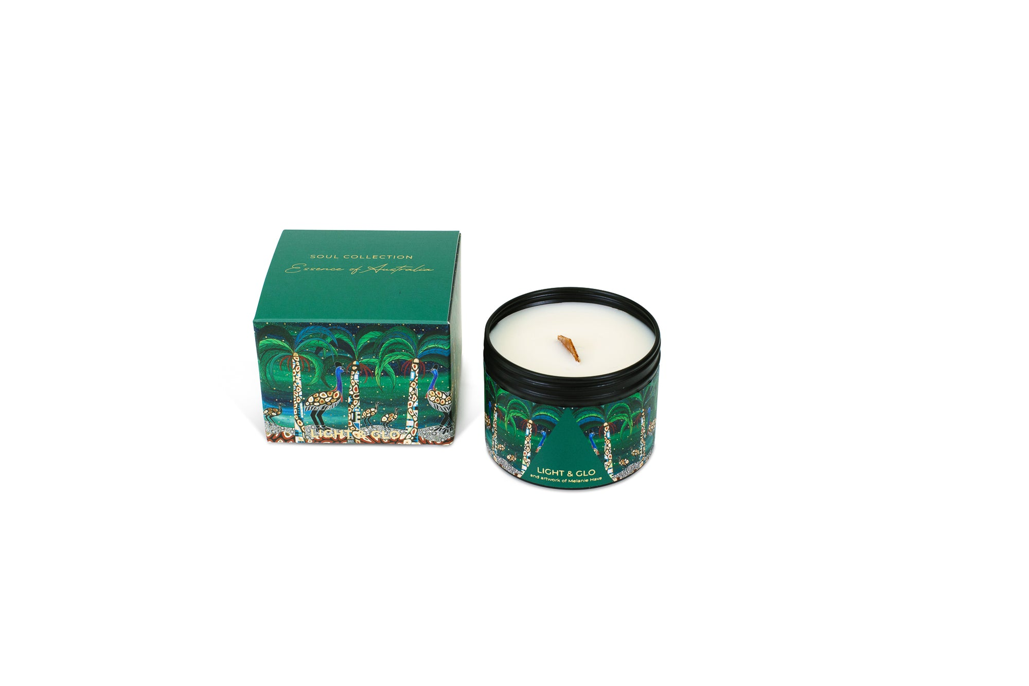 Soul Collection Travel Candle