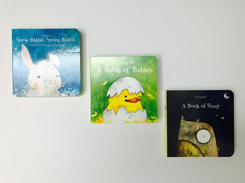 Book Set 10    *0-3 years old*