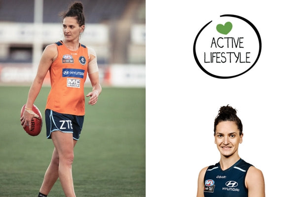 Introducing Inspirational AFLW Star Laura Attard
