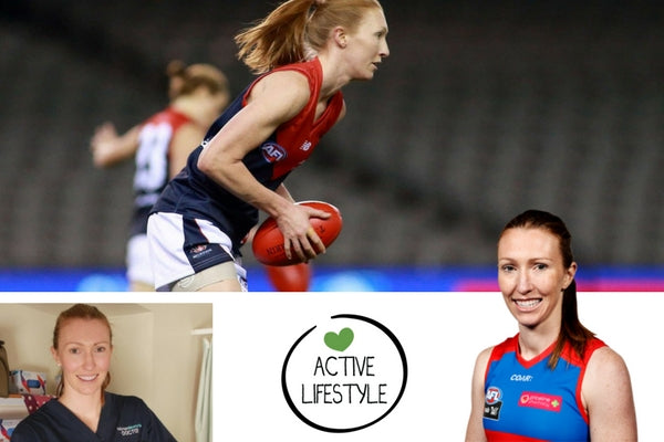 Learn How Dr Tiarna Ernst Plays AFL AND Delivers Babies!