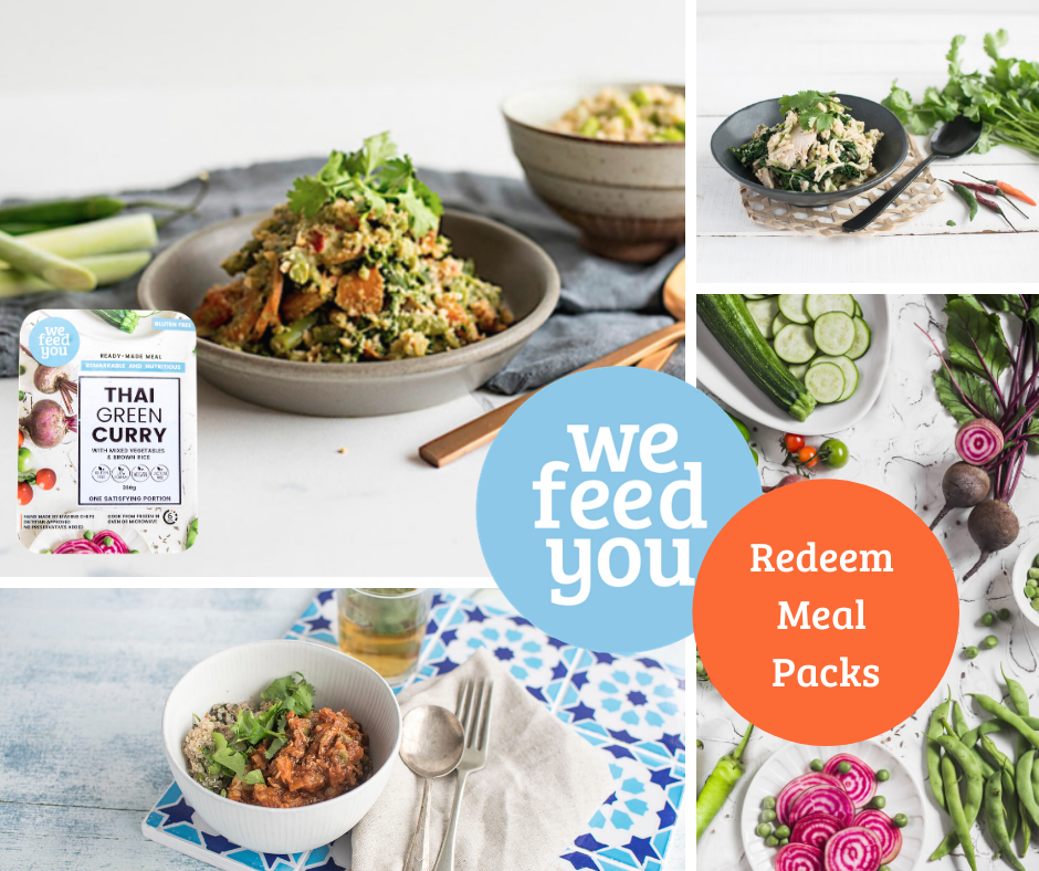 Redeem Your Meal Pack!