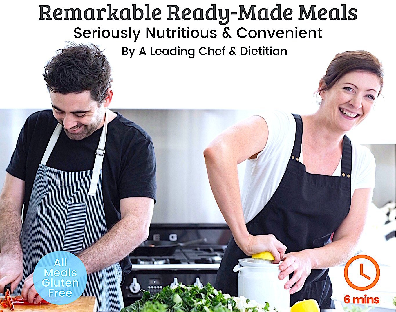 Remarkable Ready Made Meals