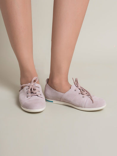 Poppy Sneakers (Light Rose)