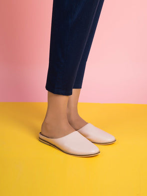 Molly Mules (Light Rose)
