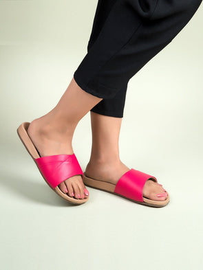 Bella Slides (Pink)