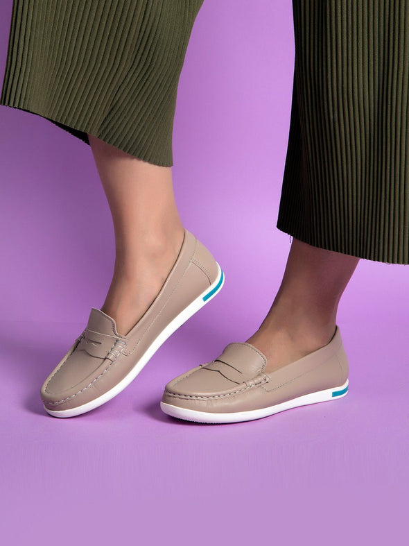 Cleo Loafers (Pepper)