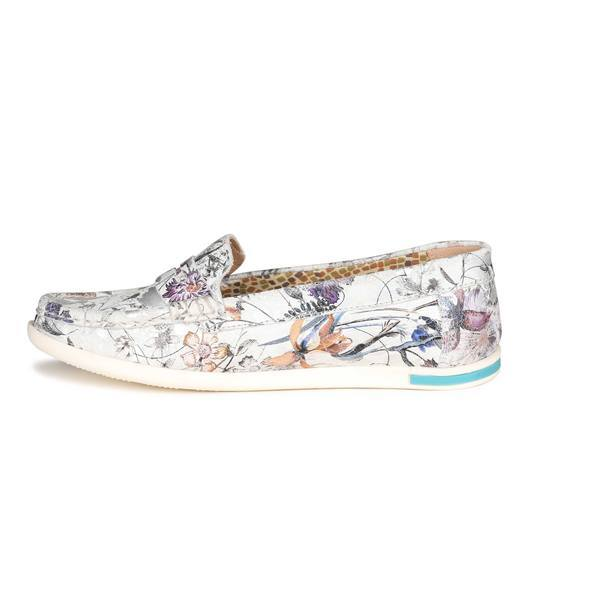 Misty Floral Loafers