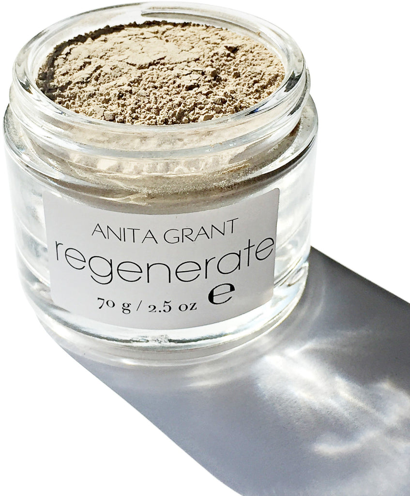Regenerate Clay Face Mask - Anita Grant