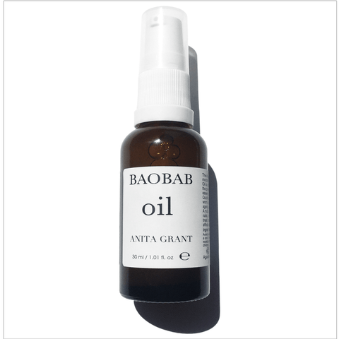 Raw Unrefined Baobab Oil - Anita Grant