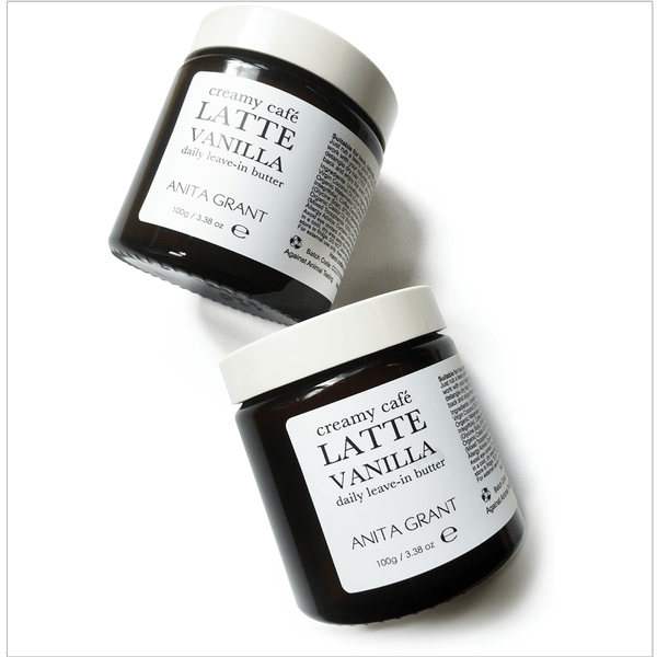 Creamy Cafe Latte Leave-In Conditioner - Anita Grant