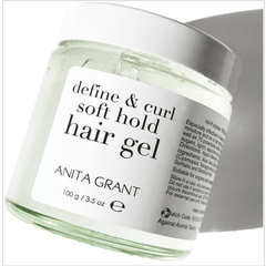 Define & Curl Soft Hold Hair Gel - Anita Grant