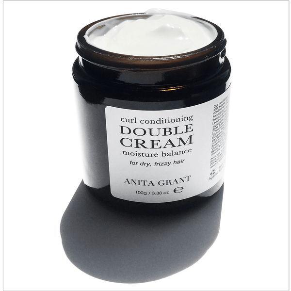 Double Cream Moisture Balance - Leave-in Curl Conditioner - Anita Grant