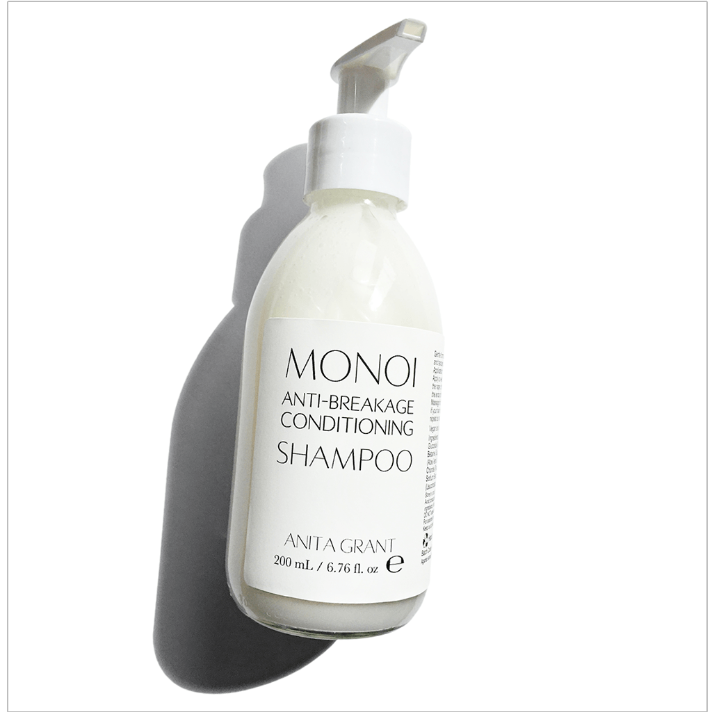 Monoi Anti-Breakage Conditioning Shampoo (Sulfate Free) - Anita Grant