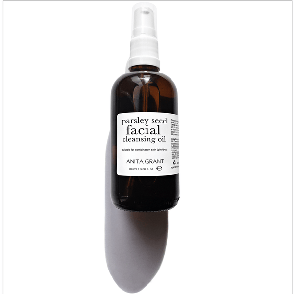 Parsley Seed Facial Cleansing Oil - Anita Grant