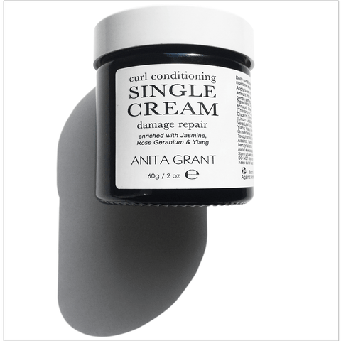 Single Cream - Leave-in Curl Conditioner - Anita Grant