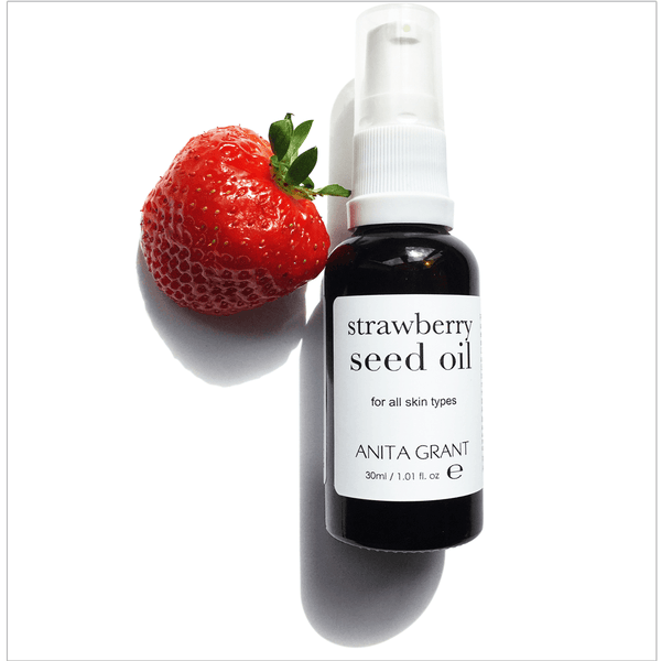 Strawberry Seed Oil - Anita Grant
