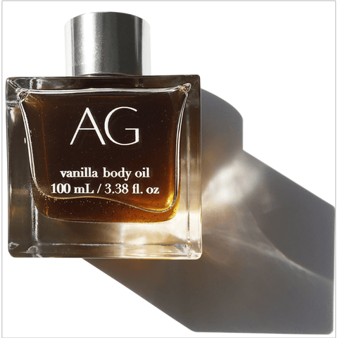 Vanilla Body Oil - Anita Grant