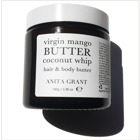 Virgin Mango Butter Coconut Whip - Hair & Body Butter - Anita Grant