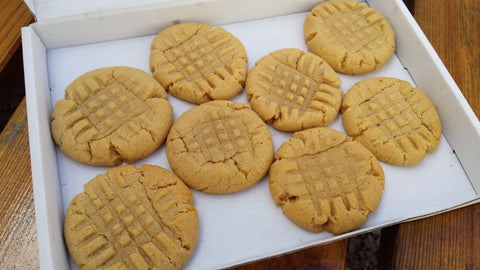 Peanut Butter Cookie Tray