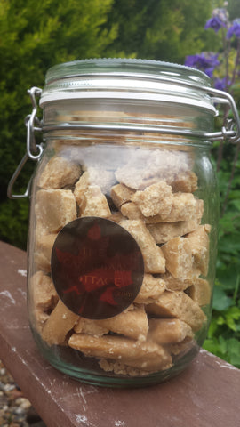 Jar of Maple fudge