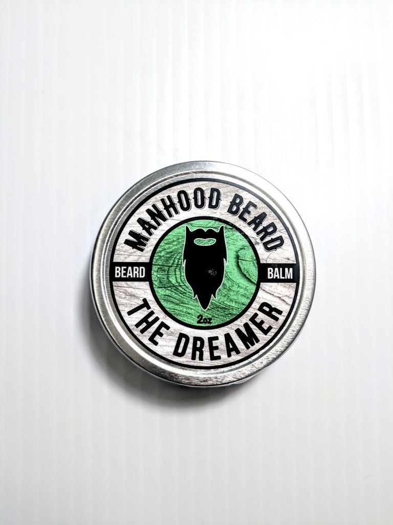 The Dreamer Beard Balm 2oz