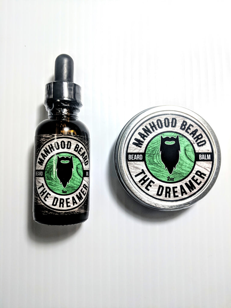 The Dreamer Oil/Balm Combo