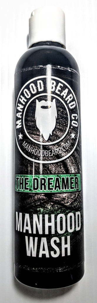 The Dreamer Manhood Wash 8oz