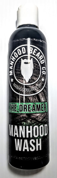 8oz The Dreamer Manhood Wash