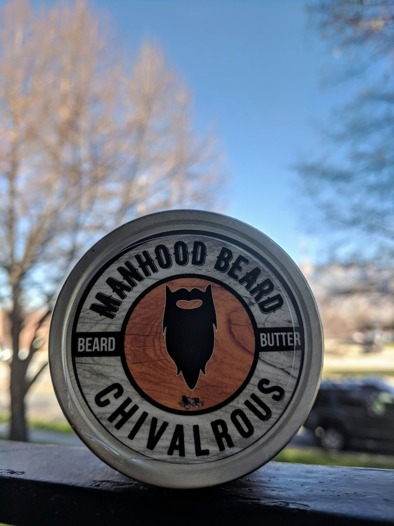 Chivalrous Beard Butter 4oz