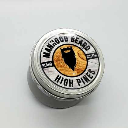 High Pines Beard Butter 4oz