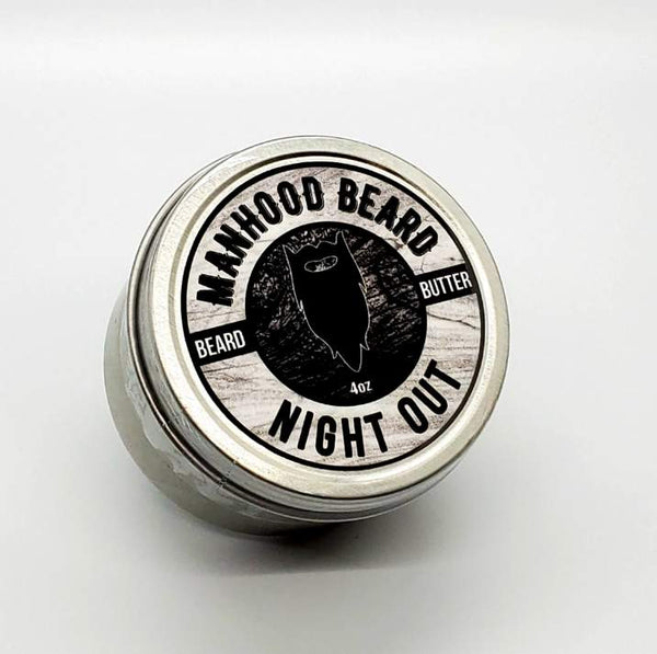 Night Out Beard Butter 4oz