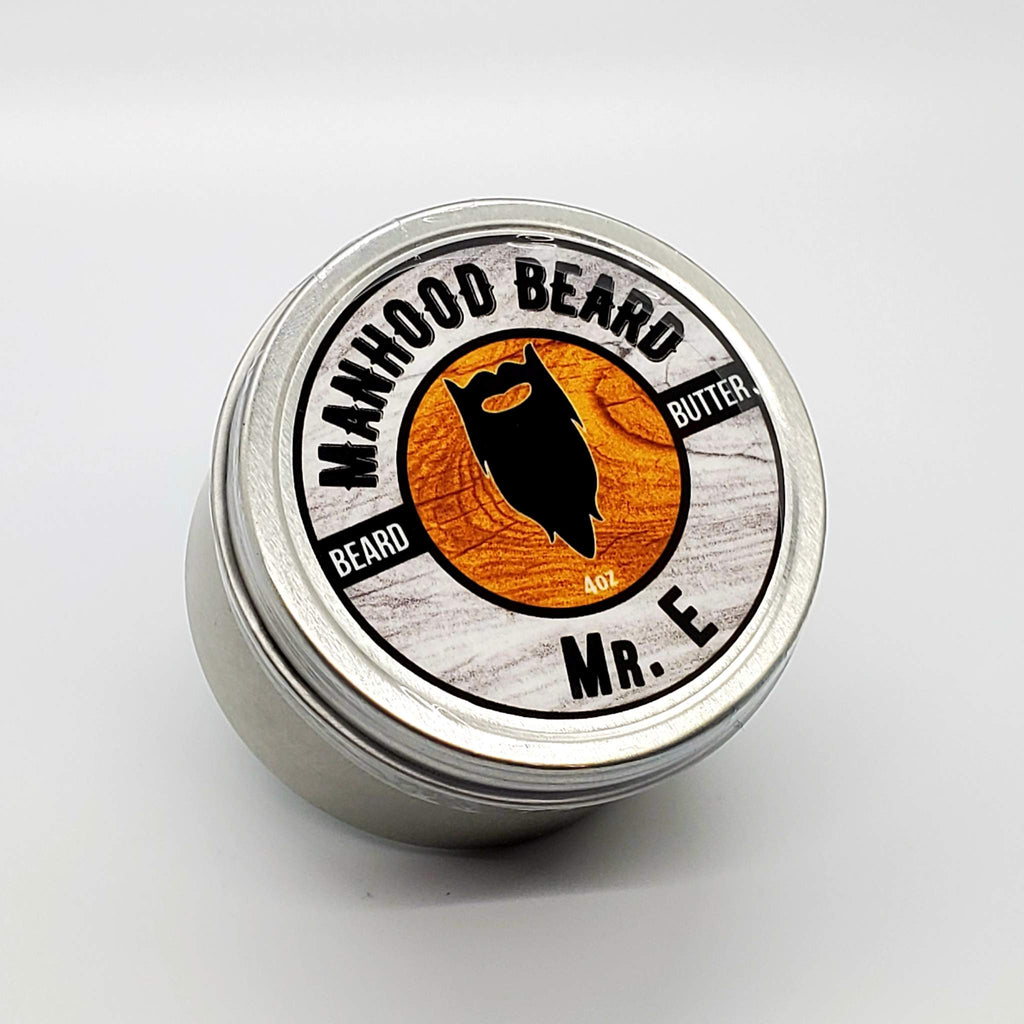 Mr. E Beard Butter 4oz