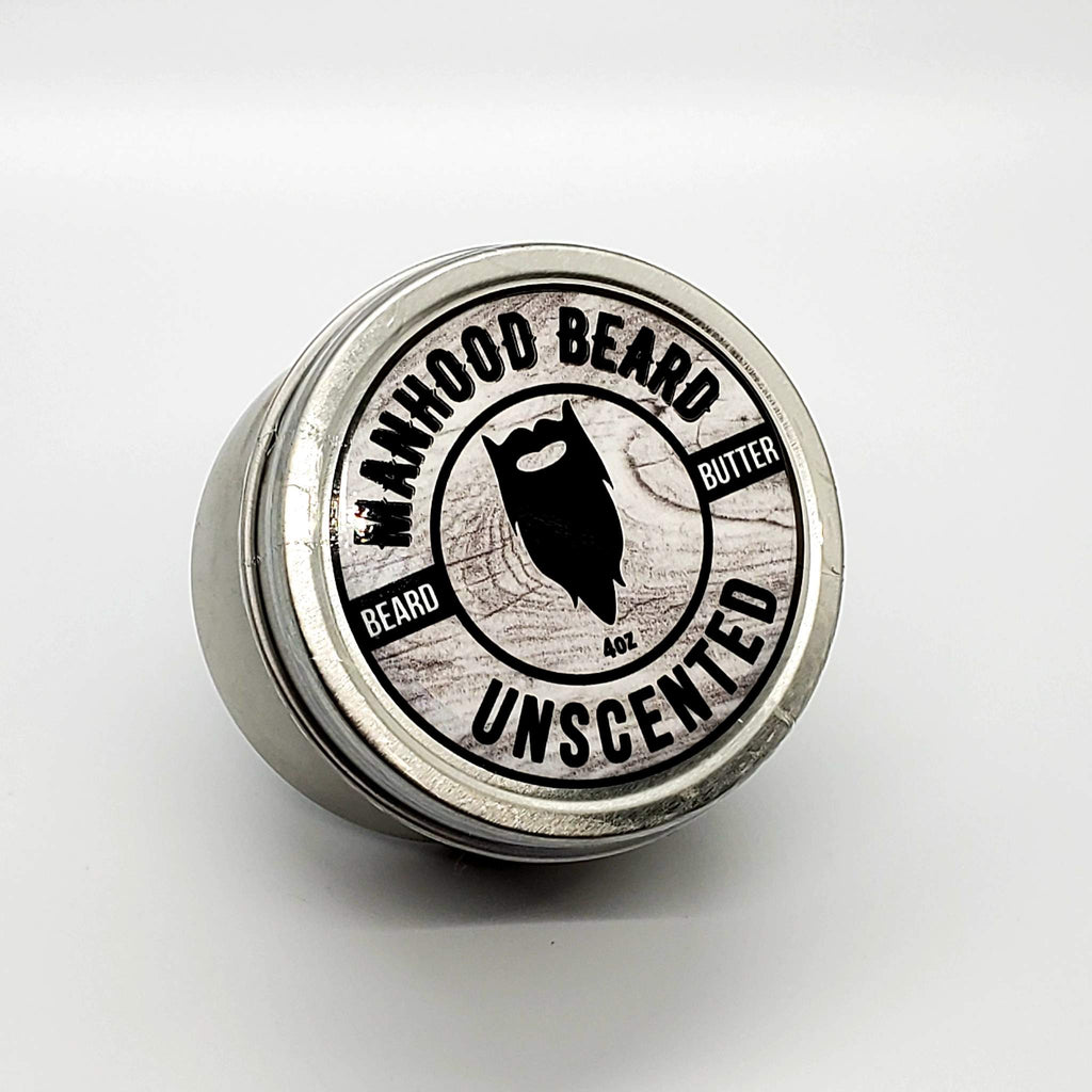 Unscented Beard Butter 4oz