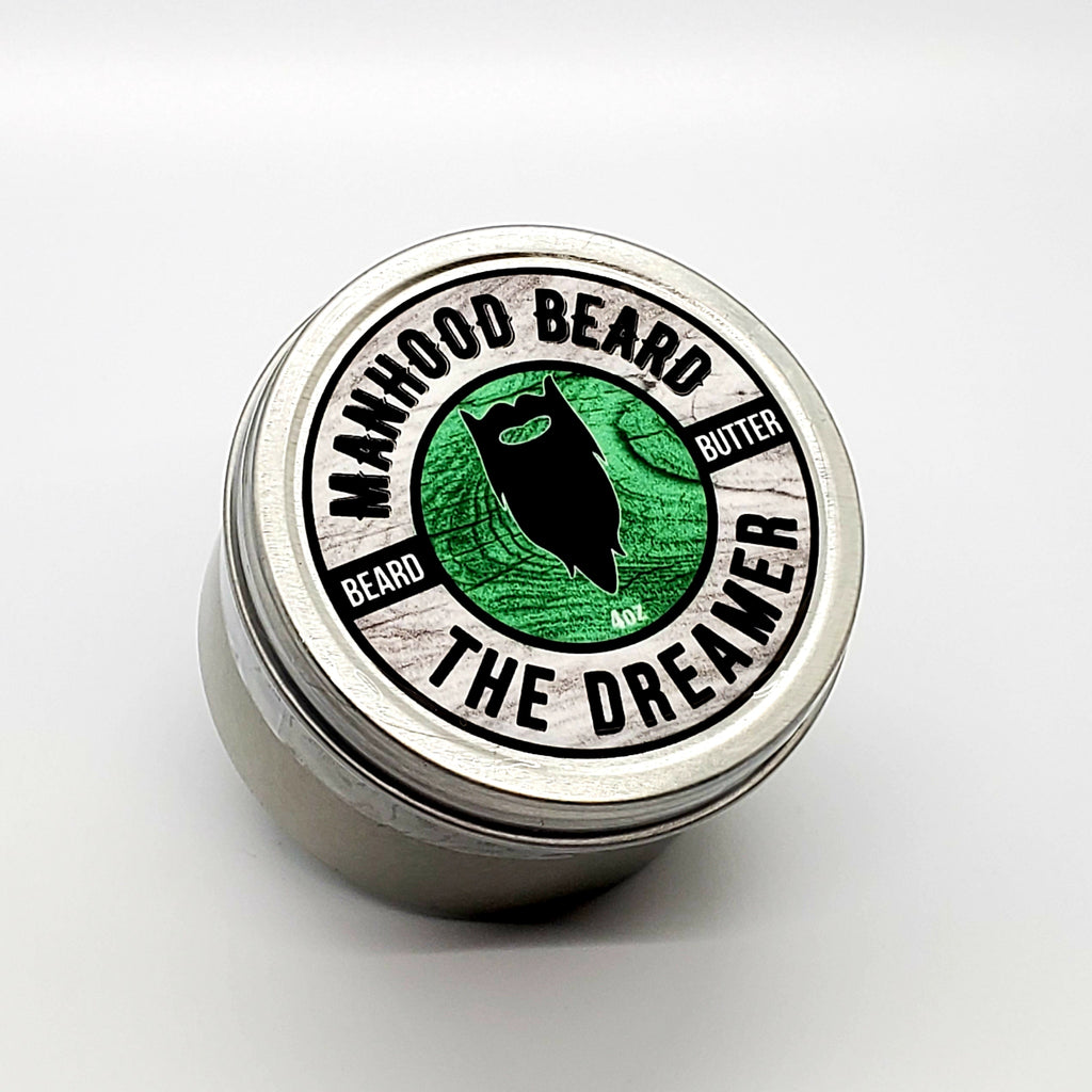 The Dreamer Beard Butter 4oz