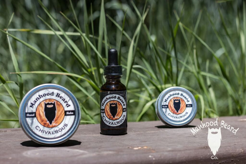 Chivalrous Oil/Balm/Wax combo