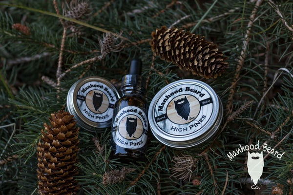 High Pine's Oil/Balm/Wax Combo