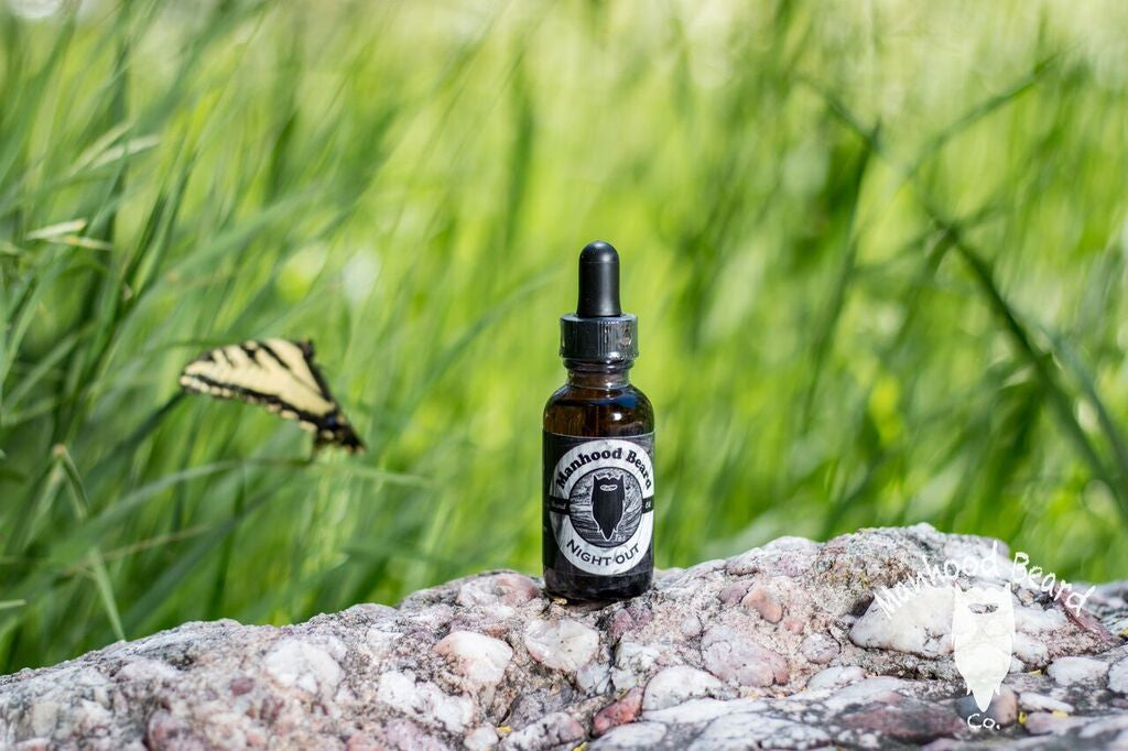 Night Out Beard Oil