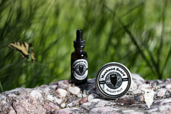 Night Out Beard Oil/Balm Combo