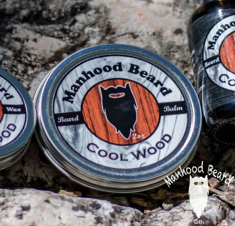 Coolwood Beard Balm