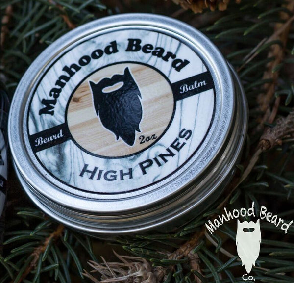 High Pine's Beard Balm 2oz