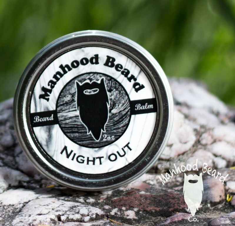 Night Out Beard Balm 2oz
